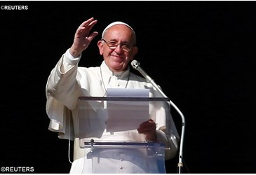 Pope Francis: Advent calls us to enlarge our horizons