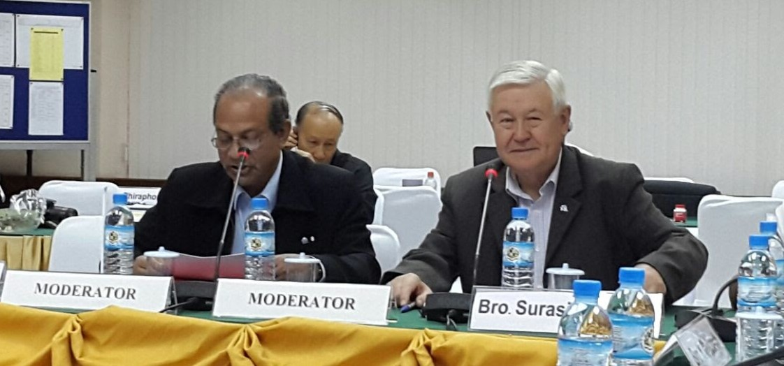 INAUGURAL ADDRESS OF THE SUPERIOR GENERAL DURING 17TH COUNCIL OF THE INSTITUTE 2017 – BANGKOK, THAILAND