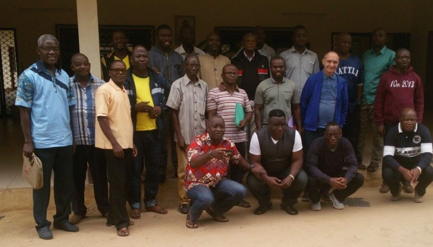 Provincial Chapter of Brazzaville, July 6-8, 2017