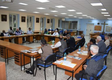 Meeting of the commission for Revision of Rule of Life and Constitutions in Rome
